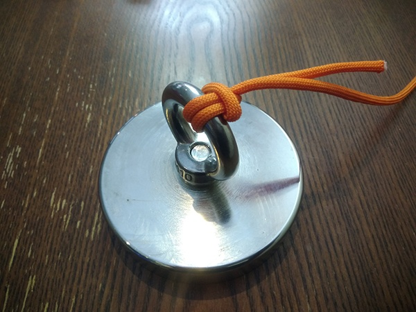 Magnet Fishing Knot
