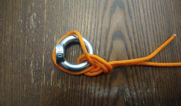 Magnet Fishing Knot - Palomar Step 6